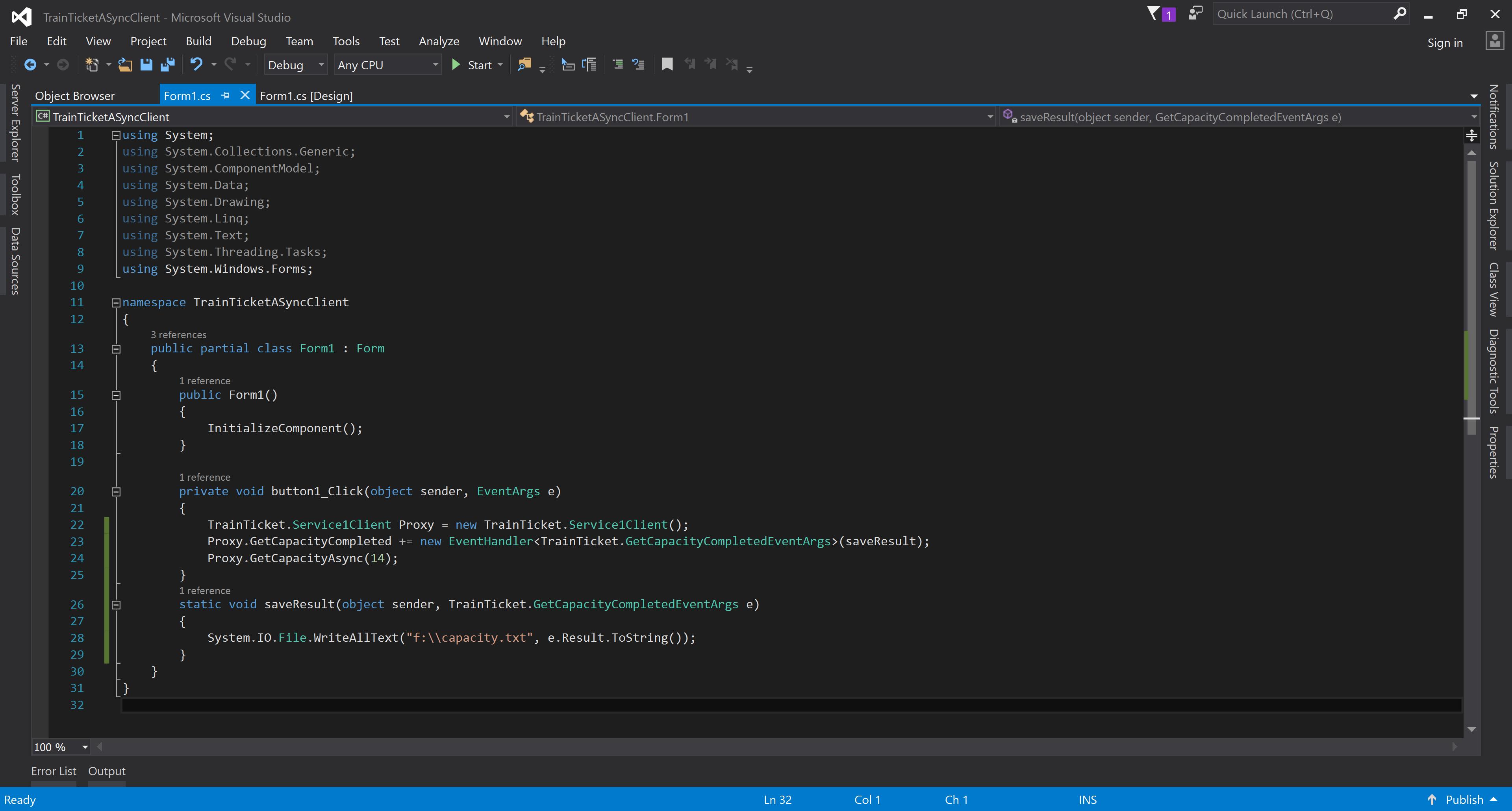 How to Make WCF WebService in c#